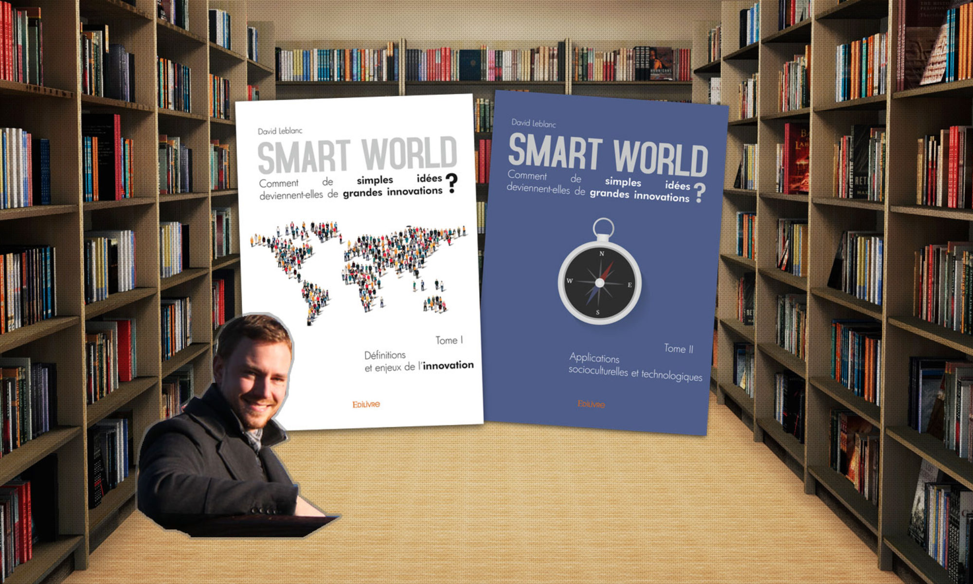 Smart World book